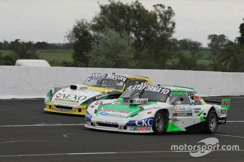 Santiago Mangoni, Laboritto Jrs Torino, Omar Martinez, Martinez Competicion Ford