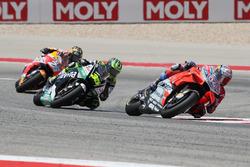 Andrea Dovizioso, Ducati Team, Cal Crutchlow, Team LCR Honda, Dani Pedrosa, Repsol Honda Team