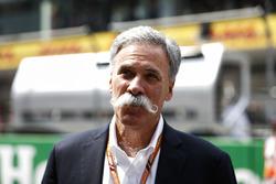 Chase Carey, directeur exécutif du Formula One Group