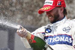 Segundo lugar  Nick Heidfeld, BMW Sauber F1.08