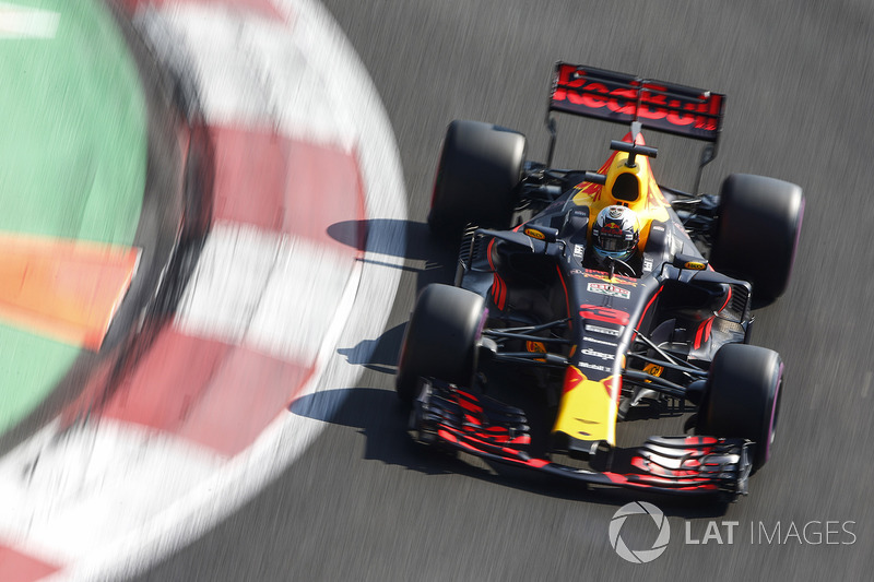 Ausfall: Daniel Ricciardo, Red Bull Racing RB13