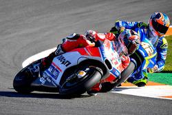 Мікеле Пірро, Ducati Team, Алекс Рінс, Team Suzuki MotoGP