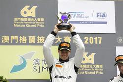 Podium: Podium: Race winner Edoardo Mortara, Mercedes-AMG Team Driving Academy, Mercedes - AMG GT3