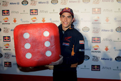 2017 champion Marc Marquez, Repsol Honda Team