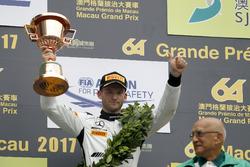 Podio: tercer lugar Maro Engel, Mercedes-AMG Team GruppeM Racing, Mercedes - AMG GT3