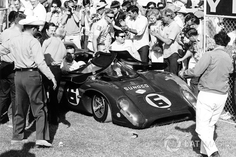 Mark Donohue (ganador de las 24 Horas de Daytona de 1969)