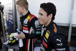 Juri Vips, Motopark Dallara F317 - Volkswagen, Joey Mawson, Van Amersfoort Racing, Dallara F317 - Mercedes-Benz