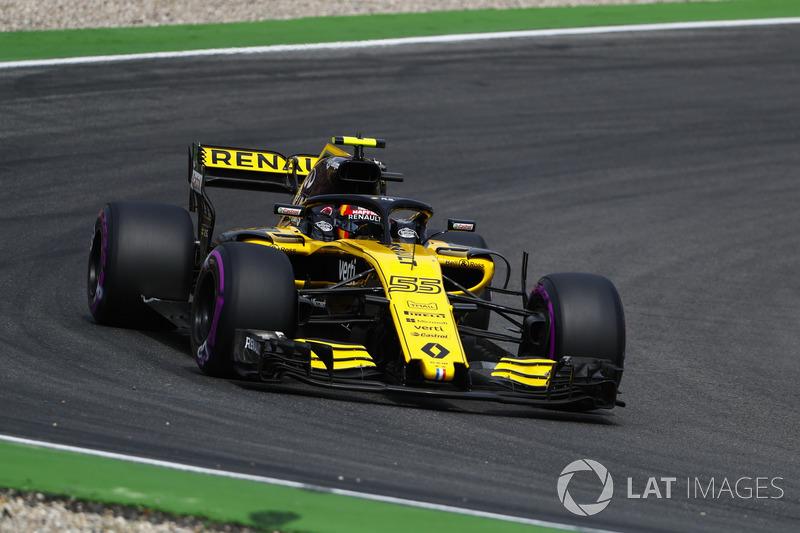Carlos Sainz Jr. - Renault: 7