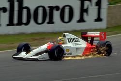 Ayrton Senna, Mclaren MP4/6