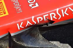Nez de la Ferrari SF71H