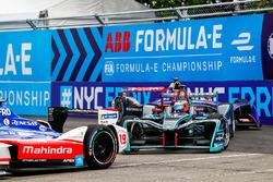 Felix Rosenqvist, Mahindra Racing, Mitch Evans, Jaguar Racing