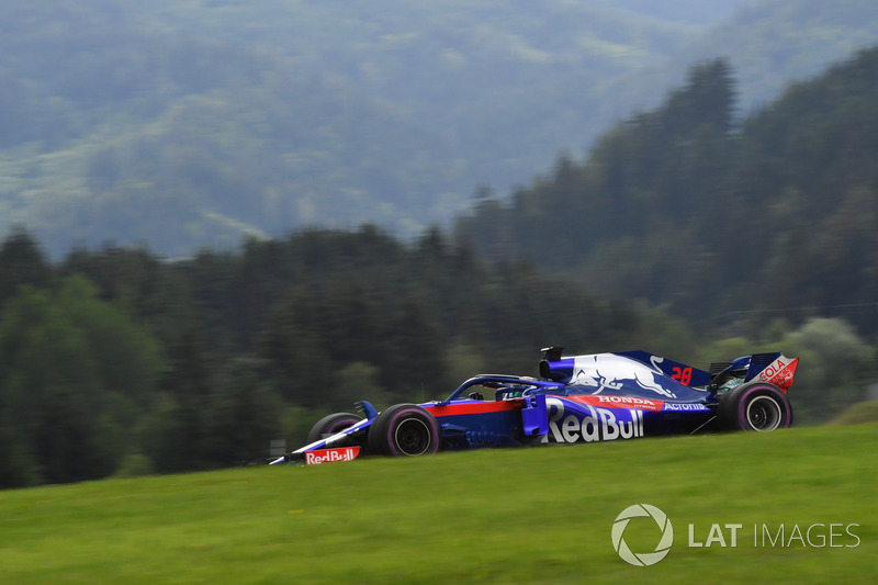 19. Brendon Hartley, Scuderia Toro Rosso STR13