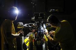 Механики Slovnaft Rally Team