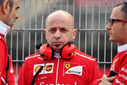 Simone Resta, Ferrari Chief Designer
