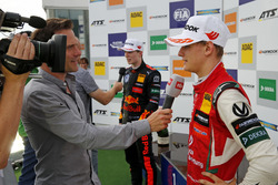 Mick Schumacher, PREMA Theodore Racing Dallara F317 - Mercedes-Benz, Dan Ticktum, Motopark Dallara F