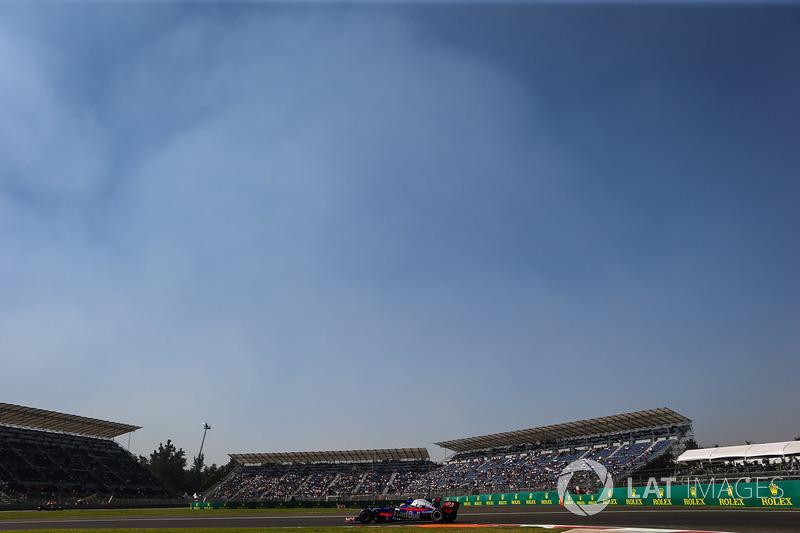 Apa sisa program Anda di F1 tahun ini?