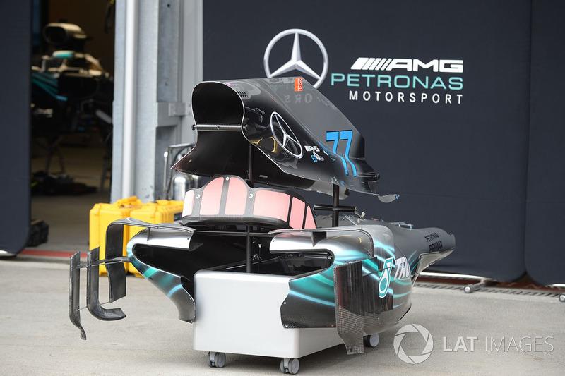Mercedes-AMG F1 W09 EQ Power+