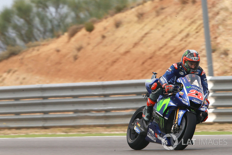 1. Maverick Viñales, Yamaha Factory Racing