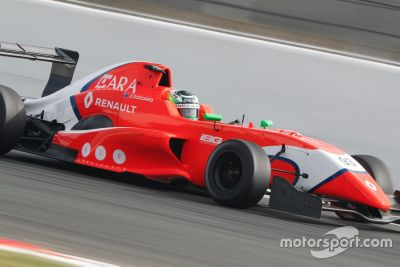 Magny-Cours March testing