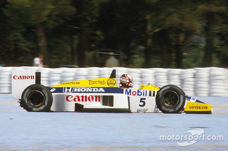 Гран При Франции 1986
