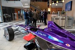 Bezoek aan DS Virgin Racing