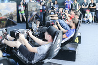 Antonio Felix da Costa, Amlin Andretti Formula E Team, durante la eRace