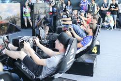 Antonio Felix da Costa, Amlin Andretti Formula E Team, during the eRace