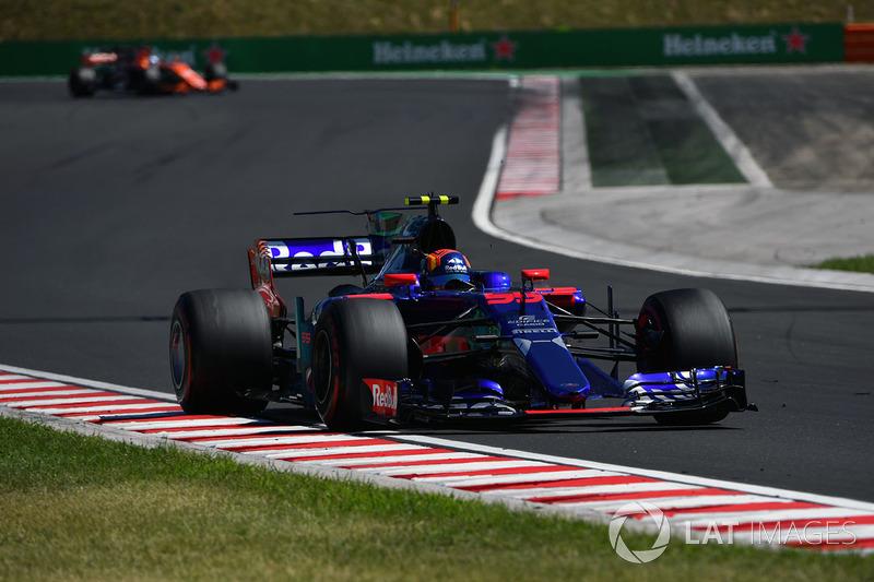 7. Карлос Сайнс, Scuderia Toro Rosso