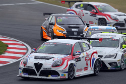 Душан Боркович, GE-Force, Alfa Romeo Giulietta TCR
