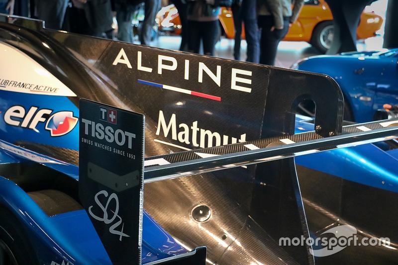 Signatech Alpine A470
