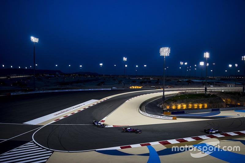 Bahrein: 93.000 espectadores; 1000