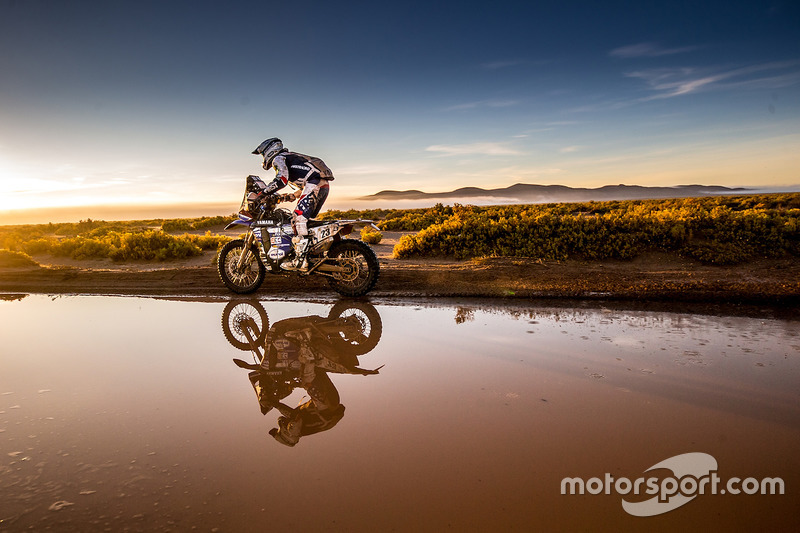 #23 Yamaha: Xavier de Soultrait