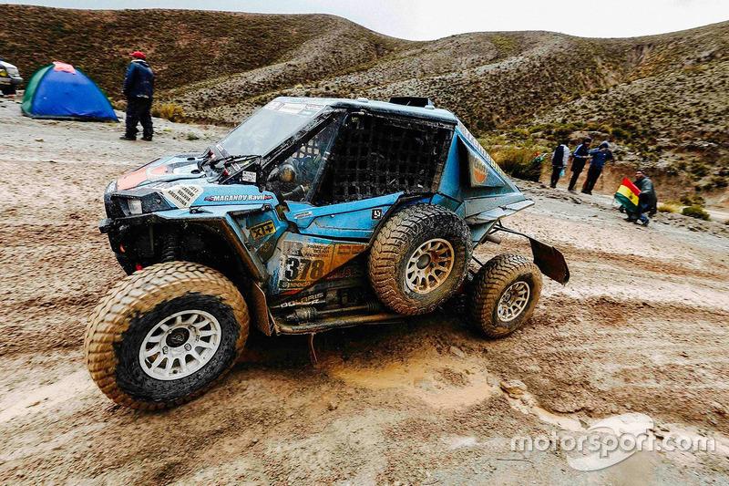 #378 Polaris: Maganov Ravil, Kirill Shubin