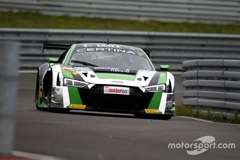 #50 YACO Racing, Audi R8 LMS