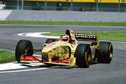 Rubens Barrichello, Jordan 196 Peugeot