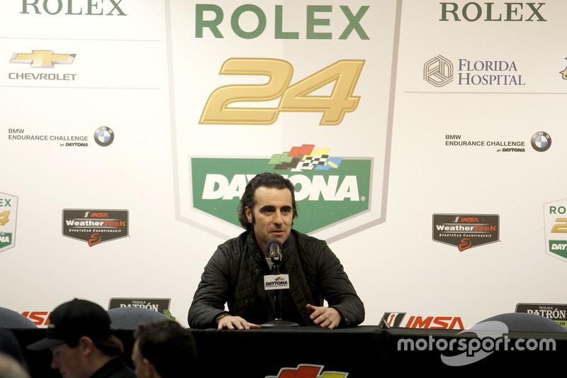 Dario Franchitti, Grand Marshal