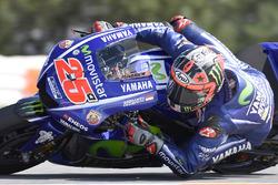Maverick Viñales, Yamaha Factory Racing met nieuwe aerodynamische kuip