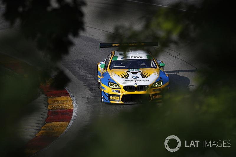 #96 Turner Motorsport BMW M6 GT3: Джессі Крон, Йенс Клінгманн перемагають у своєму класі