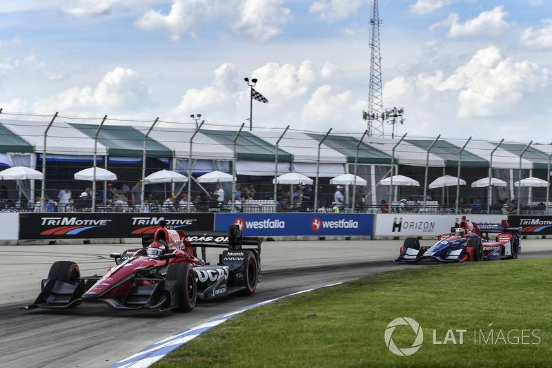 Mikhail Aleshin, Schmidt Peterson Motorsports, Honda