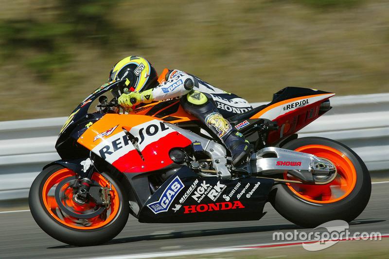 2003 - Honda (MotoGP)