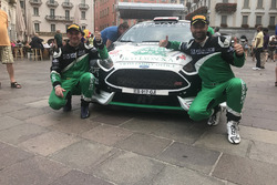 Ivan Ballinari, Paolo Pianca, Lugano Racing Team