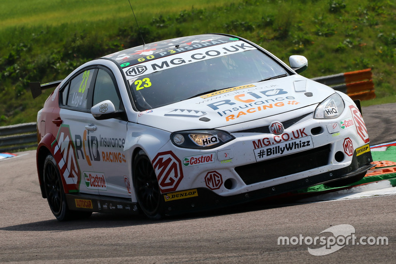 Daniel Lloyd, Triple Eight Racing MG Motor