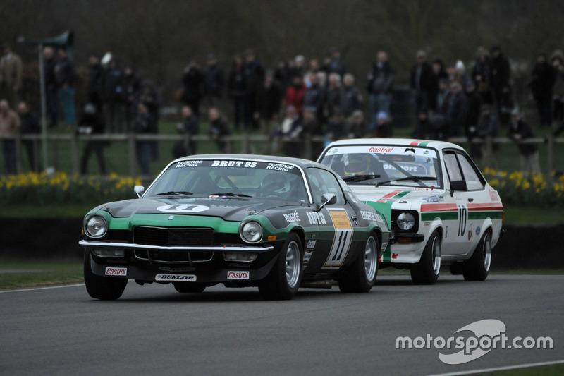 Gerry Marshall Trophy, Stuart Graham, Camaro