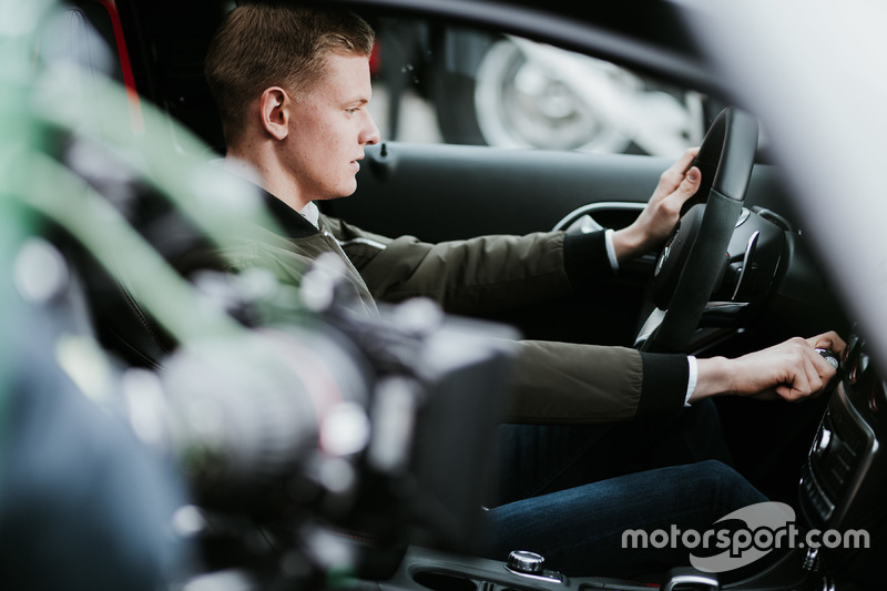 Mick schumacher mercedes benz brand ambassador at mick for Mercedes benz brand ambassador