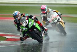 Loris Baz, Kawasaki Racing, Sieger Silverstone 2012
