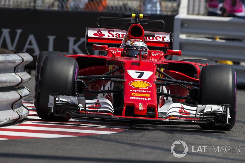 1: Кими Райкконен, Ferrari SF70H