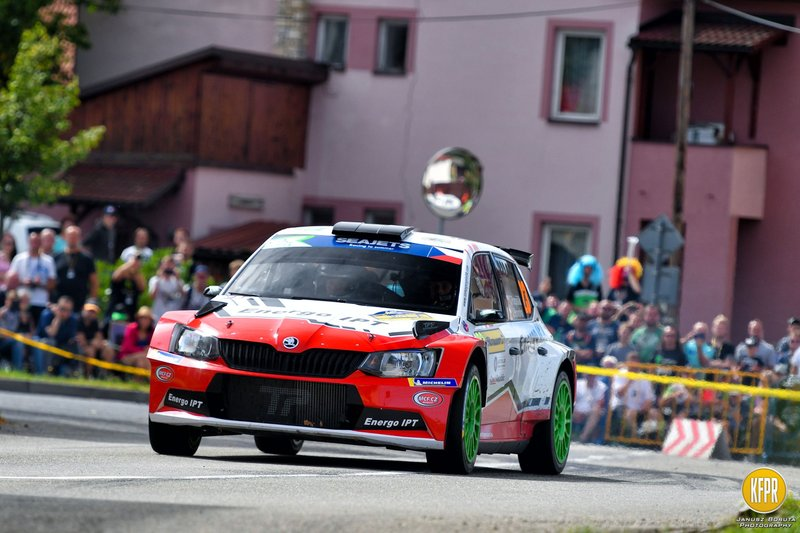 Barum Czech Rally Zlin