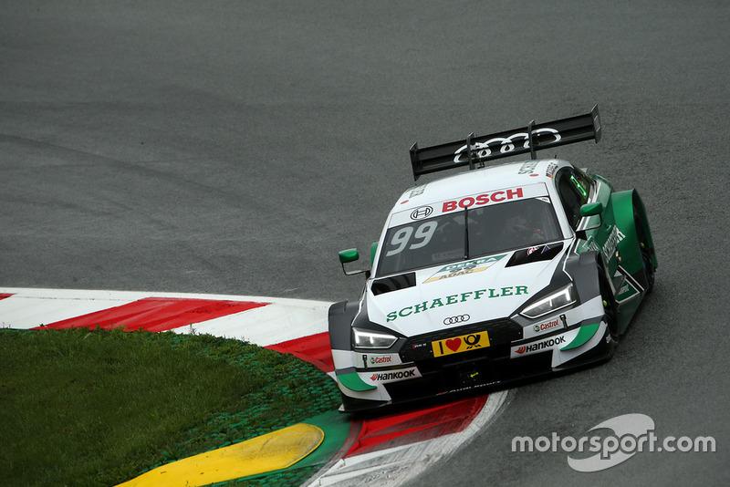 8. Mike Rockenfeller, Audi Sport Team Phoenix, Audi RS 5 DTM
