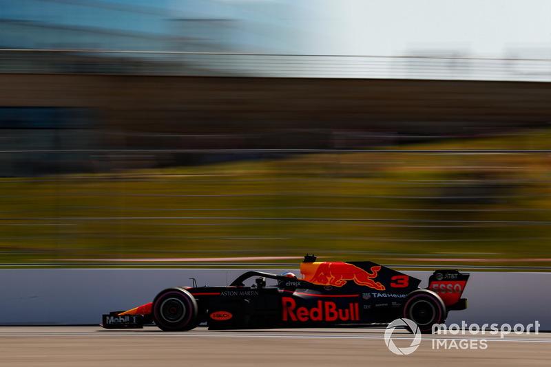 Ricciardo ilk kez