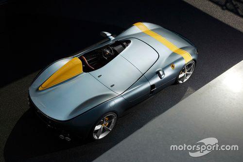 Presentazione Ferrari Monza SP1 e Monza SP2